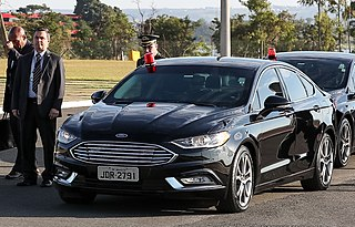 Presidential State Car (Brazil) official state car of the President of Brazil
