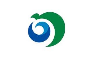 Noshiro, Akita - Image: Flag of Noshiro Akita