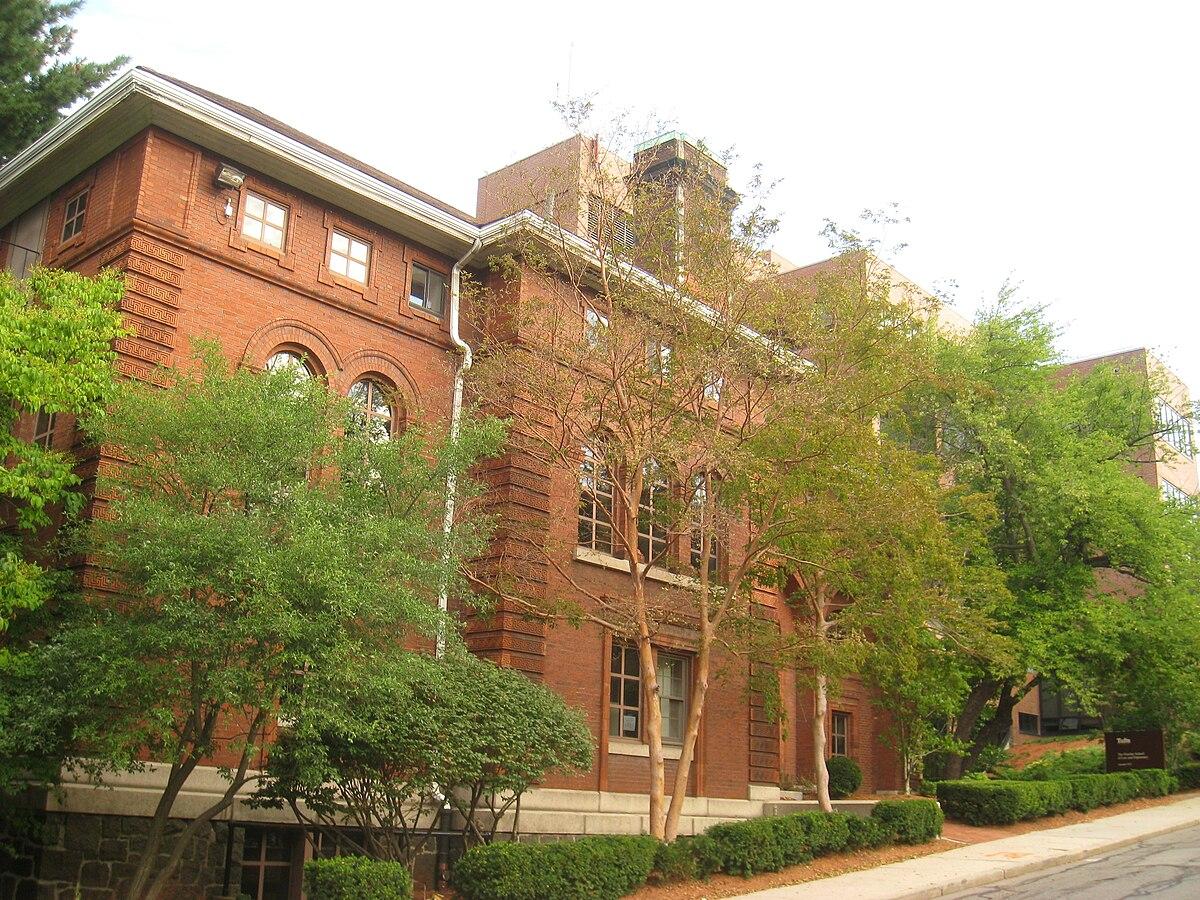 goddard hall tufts university wikipedia