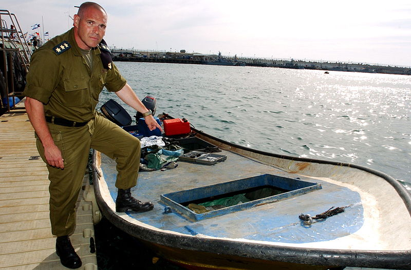 File:Flickr - Israel Defense Forces - Arms Smuggling Thwarted in Gaza (3).jpg