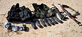 Flickr - Israel Defense Forces - Weaponry Found on Militants near Gaza Fence.jpg