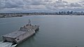 Flickr - Official U.S. Navy Imagery - The littoral combat ship USS Independence completes her maiden voyage with arrival in her homeport of San Diego..jpg