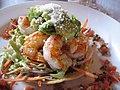 Flickr indyplanets 3737319568--Shrimp tostada.jpg