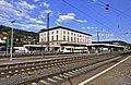 Flug -Nordholz-Hammelburg 2015 by-RaBoe 1228 - Bahnhof Gemünden, Unterfrankenshuttle.jpg