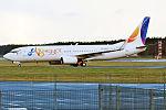 FlyEgypt, SU-TMG, Boeing 737-86J (22630586454).jpg