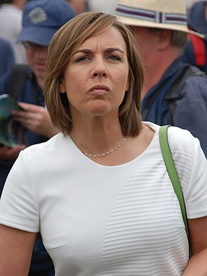 Claire Williams (motorsport) - Williams at the 2016 Goodwood Festival of Speed