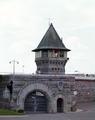 Folsom State Prison is a California State Prison in Folsom, California LCCN2011631970.tif