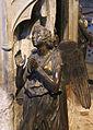 Fonte battesimale di siena, c, donatello, speranza, 1427, 05.JPG