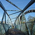 Footbridge and pipeline (2) - geograph.org.uk - 2704470.jpg