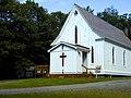 Foothills Baptist Church in Boquet (Essex), NY.JPG