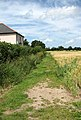 Footpath to Back Lane - geograph.org.uk - 854771.jpg