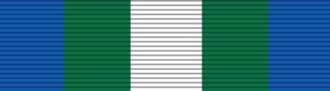 Murtala Mohammed - Forces Service Star (Nigeria)
