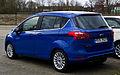 Ford B-Max Titanium – Heckansicht, 22. Februar 2014, Ratingen.jpg