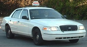 1998-present Ford Crown Victoria photographed ...