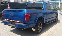 Ford F 150 Supercrew Lariat Sport China