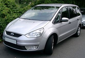 Ford EUCD platform - Image: Ford Galaxy front 20080625
