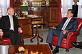 Foreign Secretary with Governor Mitt Romney (7649338238).jpg
