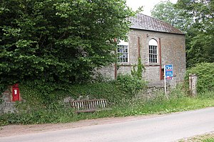 Clifford, Herefordshire - Image: Former Methodist Chapel, Clifford geograph.org.uk 191949