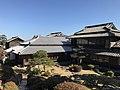 Former Residence of Nabeshima Family in Kojirokuji Area from garden 5.jpg