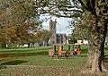 Former church north of Carlingwark Loch, Castle Douglas - geograph.org.uk - 1586905.jpg