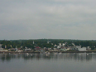 Bucksport, Maine Town in Maine, United States