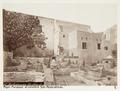 Fotografi från Alger på Marabout helig man och Sidi Abdérahman-begravningsplatsen - Hallwylska museet - 107924.tif