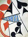 Four Aces. Simultaneous Representation (Rozanova, 1915).jpg