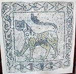 Frammenti di mosaico pavimentale del 1213, 20.JPG