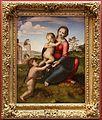 Franciabigio Madonna mit Kind und hl. Johannes als Kind ca. 1510 Uffizien Florenz-01.jpg