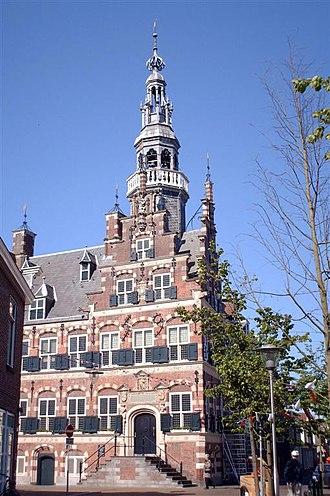 Franeker - Franeker Stadhuis (Town Hall)