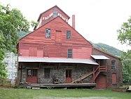 Frank Adams Grist Mill, Bellows Falls, Vermont