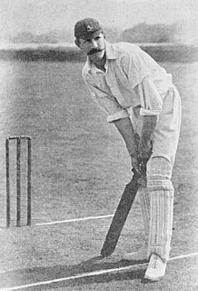 Frank Marchant English cricketer