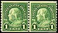 Franklin coil stamps 2c 1923 issue.jpg