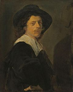 Frans Hals - Portrait of an artist.JPG