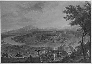 Die Eroberung der Festung Gran 1683