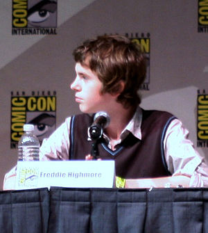 Freddie Highmore - Highmore at the San Diego Comic-Con International, 23 July 2009