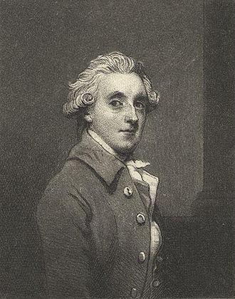 Frederick Ponsonby, 3rd Earl of Bessborough - Lord Bessborough by Samuel William Reynolds.