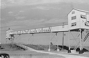 Port Sulphur, Louisiana - Image: Freeport Sulphur Plaquemines 35