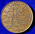 French Medal 1870 Battle of Loigny, reverse.jpg