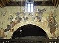 Frescoes, Monastery of Saint Moses the Abyssinian, Mar Musa or Deir Mar Musa al-Habashi, Nabk, approximately 80 kilometers north of Damascus, Syria.jpg