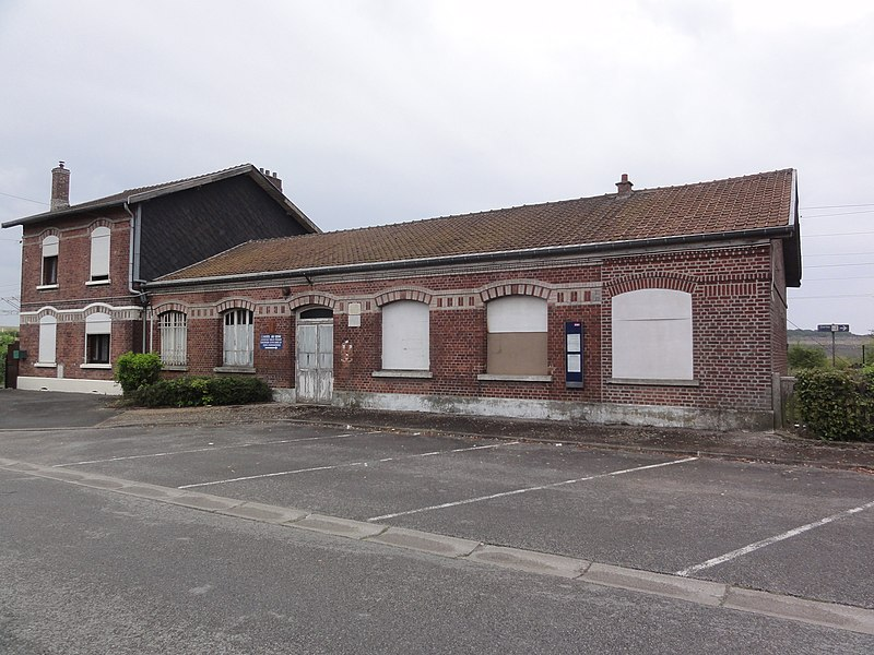 Fresnoy-le-Grand (Aisne) gare