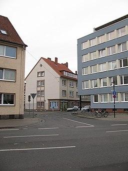 Friesenstieg in Hildesheim