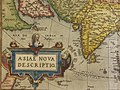 From a full-sized map of Asia by Ortelius, 1595 southwest.jpg