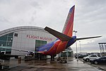 Frontiers of Flight Museum December 2015 134 (Southwest Airlines Boeing 737-3H4).jpg