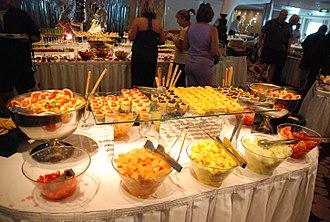 Brunch - Image: Fruits and Tarts Formal Brunch Aboard the Celebrity Equinox, 12 09 2011 (6857451879)
