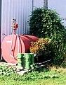 Fuel Tank, Donnie's Farm, Perkins, IA 9-2005 (6917732839).jpg