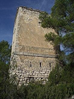 b095a5c5085a8 Torre de telegrafía óptica de Fuenterrobles - Wikipedia