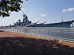 Full Length view of the USS New Jersey.jpg