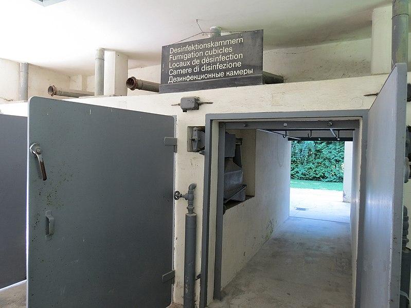File:Fumigation Chamber Dacchau.jpg