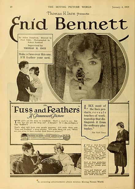 Fuss and Feathers (1918) Fuss and Feathers.jpg
